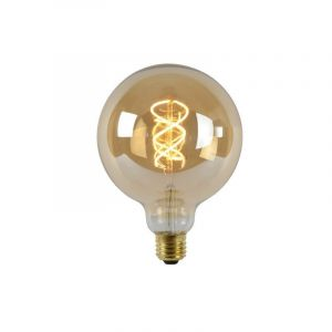 Dimmable  E27 (big) Filament lamp Luc, 5w 2200K (Extra atmospheric white)