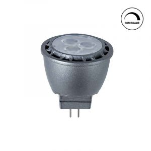 Dimmable G4 (GU4) lamp Davo, 3,1w 2700K (Extra warm white)