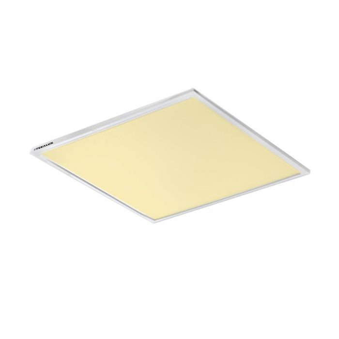Tekalux Core LED panel 30x30, 18w, 1530lm, 3000k, not dimmable